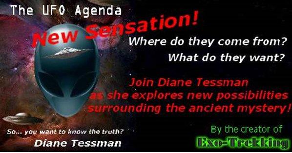 UFO Agenda Book