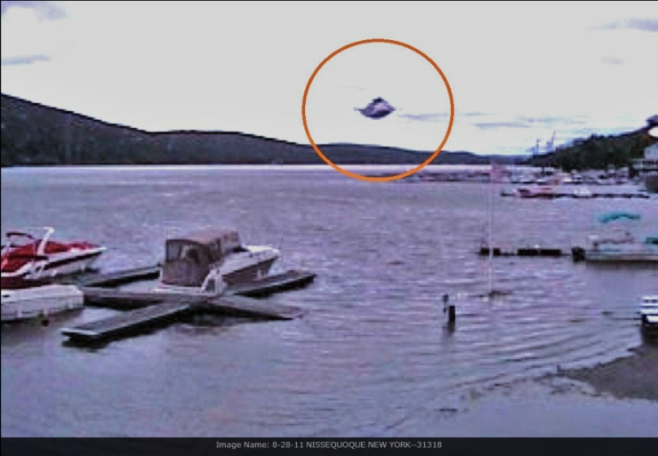 UFO over Nissequogue