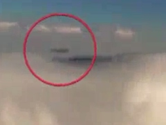 Video from Air France Plane