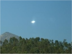 UFO Photograph from Chile