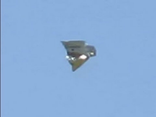UFO over Colwyn Bay, Great Britain