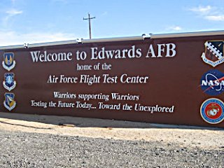 Edwards Air Force Base