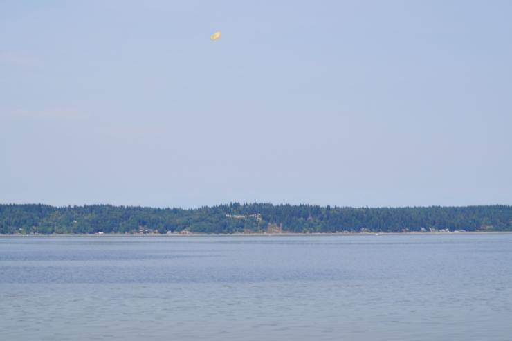 Unknown Object - Gig Harbor, Washington