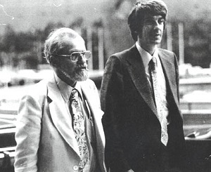 Dr. J. Allen Hynek and Jacques Vallee