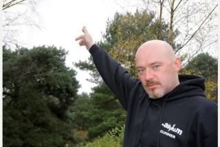 UFO Witness Ian Gunner