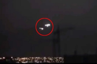 Classified Footage of UFO Fighter Jets