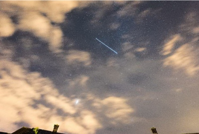 Object over Plymouth UK Skies