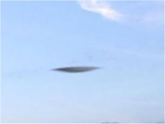 UFO over Portsmouth