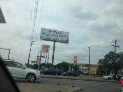 UFO over San Antonio