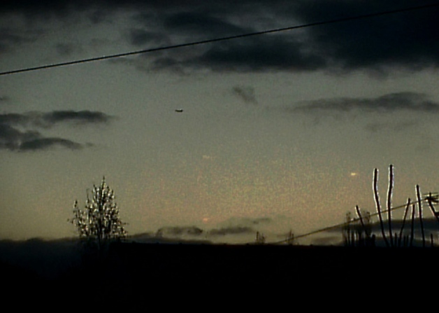 UFO over St. Helens
