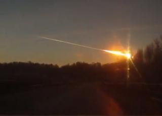 UFO Fireball over Texas