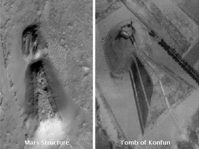 Tombs - Mars - Japan
