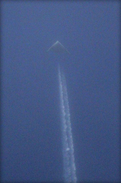 UFO photograph by KSN-TV/Jeff Templin