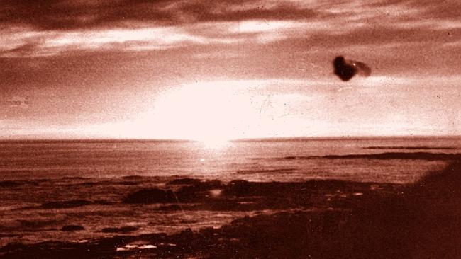 UFO with Valentich Plane