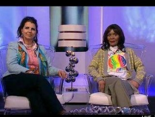 ITV This Morning: Joanne and Samantha
