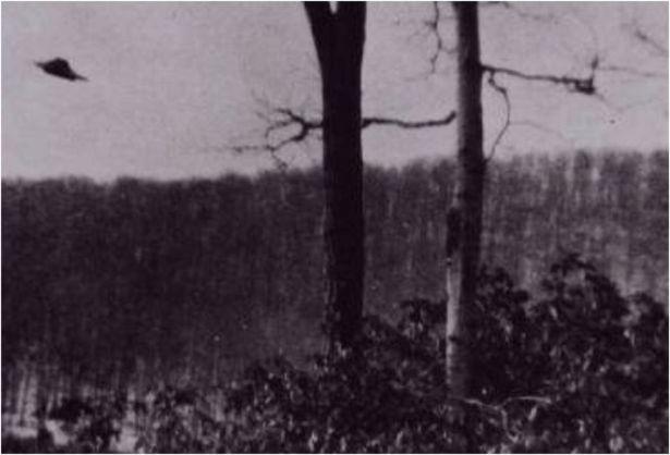 1966 – The Lake Tiorati UFO