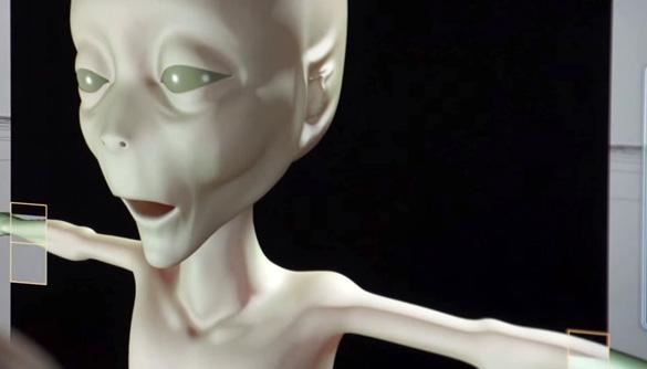 Roswell alien