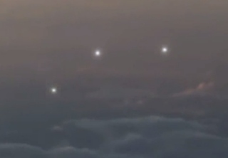 Orbs on Video over Atlanta, GA