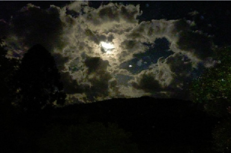 UFO over Australia
