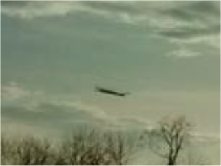 Skywatcher Captures UFO in Photograph near Carmel, Ohio
