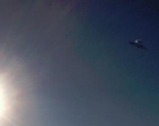 UFO over Colorado
