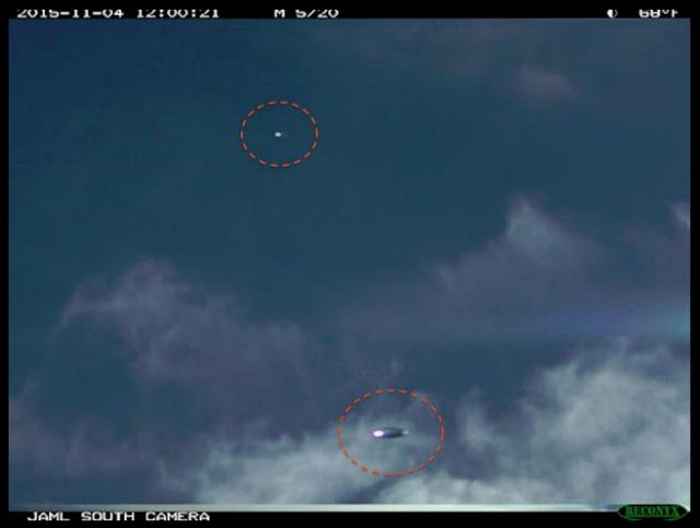UFO over Montana