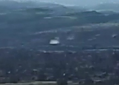 UFO over Silicone Valley