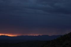 UFO over Kingman, Arizona