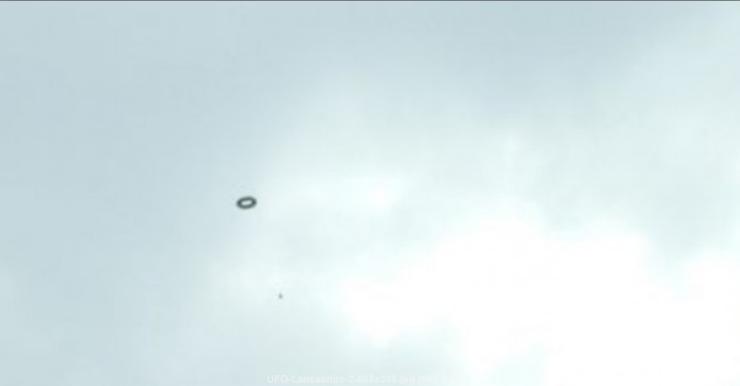 UFO over Lancashire