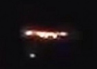 Giant UFO Mothership Over Pampanga, Phillipines