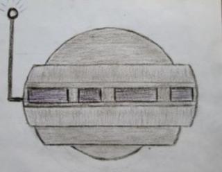 UFO in Oregon
