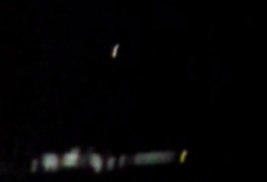 Unknown Object Caught on Video over Batavia, New York