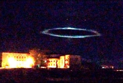 UFO Over Ulan-Ude (Photo : Kontakte)