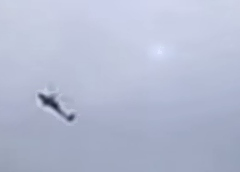 UFOs Sighted over Rendlesham Forest - Caught on Video
