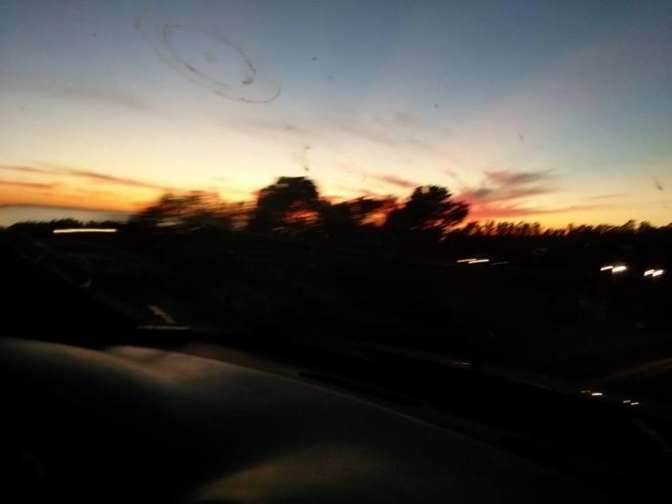 UFO over Diablo Grande, California