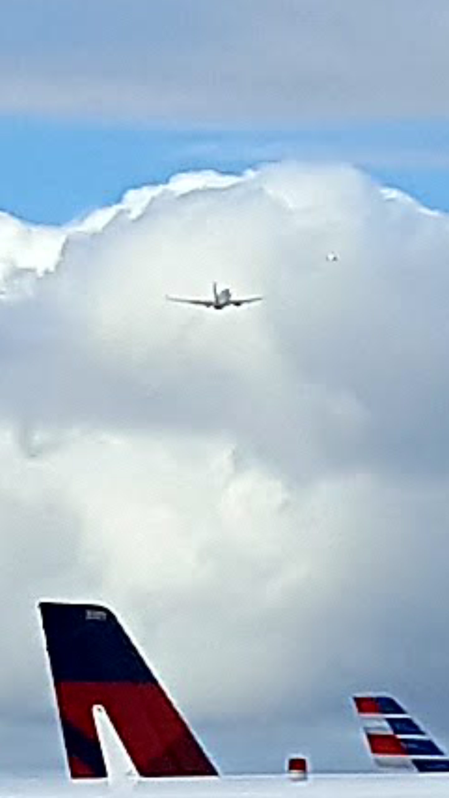 UFO over LAX