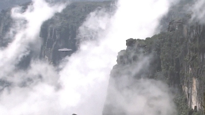 UFO over Mount Roraima