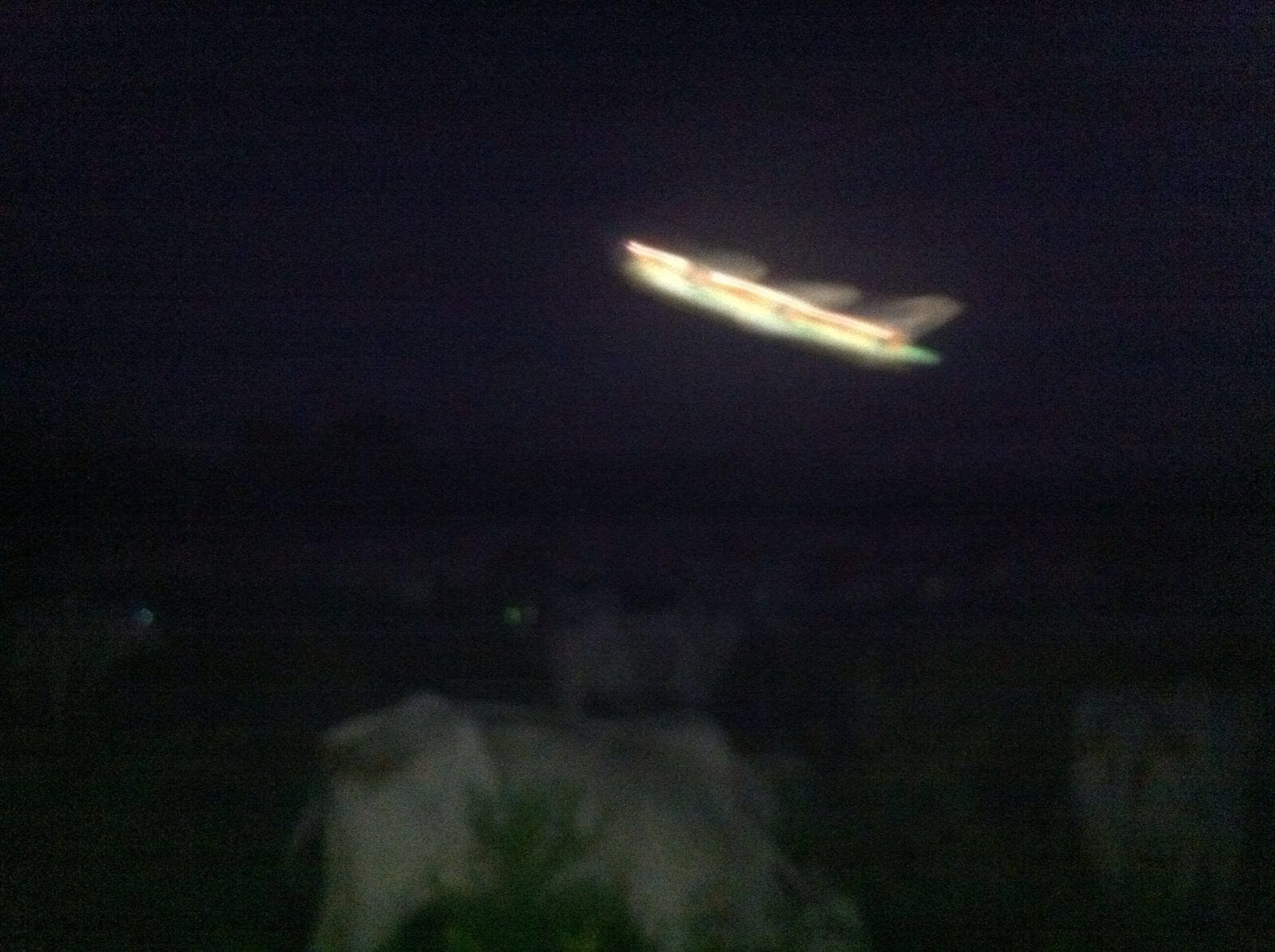 UFO - Bolivia