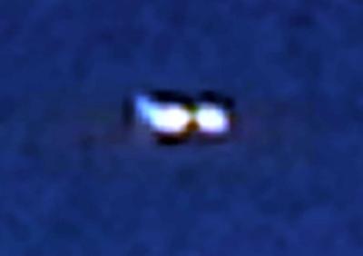 UFO over Toronto, Ontario