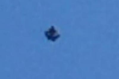 UFO over Caledon East, Ontario, Canada
