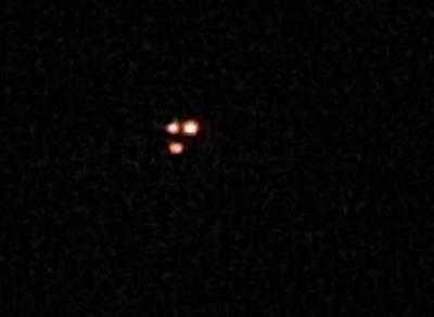 UFO over Ontario, Canada