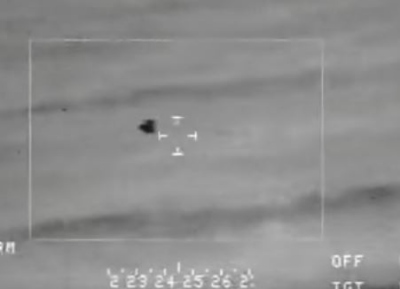 UFO News ~ New Form of UFO Filmed in Bermuda Triangle plus MORE Puerto-rico-ufo