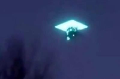 UFO over Siberia