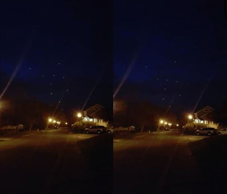 UFO News -  Two Nights Of Night Vision Captures In Blue Diamond Hills plus MORE Tacoma-washington