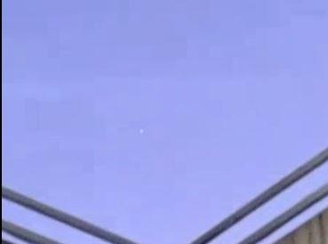 UFOs over Tehran