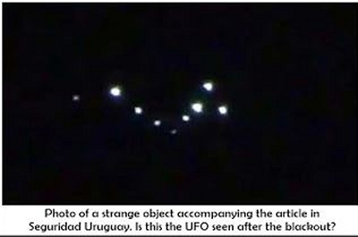 UFO News ~ UFO Footage Fuels Suspicion Bristol is ET Hotspot plus MORE Uruguay-ufo