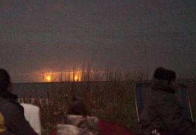 UFO s over Vero Beach, Florida