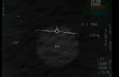 UFO on Video by Military