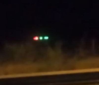 UFO Videotaped over Argentina