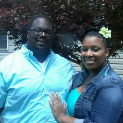Javion Hill and Wife